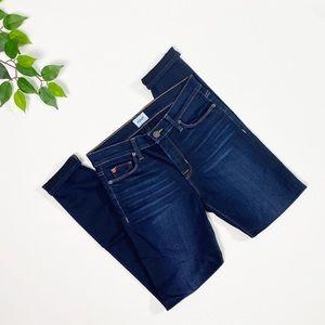 Hudson Dark Wash Skinny Jean